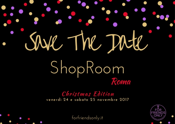 save the date Natale 17 2