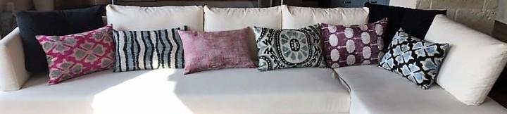 cuscini di carla vallotto velluto e seta 2 - Copia